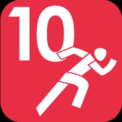 Leichtathletik Zehnkampf